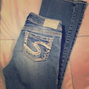 Silver Jeans from The Buckle store W28 L32